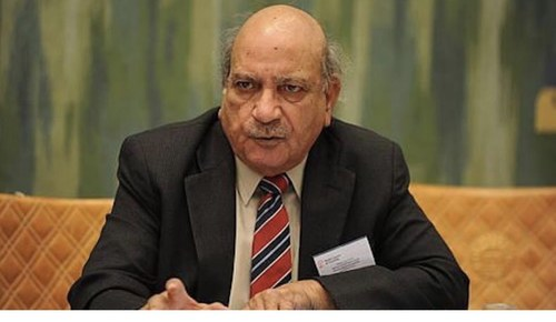 Human rights defender IA Rehman passes away