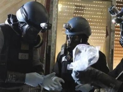 Syrian regime used chemical weapons in 2018 attack: OPCW probe