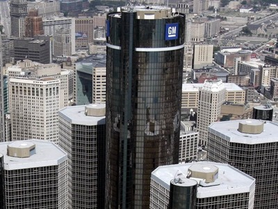 GM marketing spend will return to normal levels post pandemic
