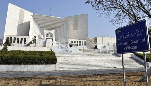 Supreme Court rejects Justice Faiz's plea seeking live telecast of hearing on review petitions