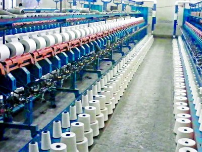Textile exports decrease by 1.42pc in 8 months: SBP
