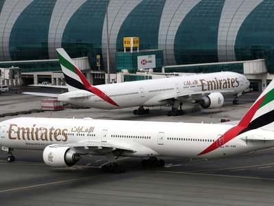 Vaccination programme: Emirates flies across states to celebrate progress