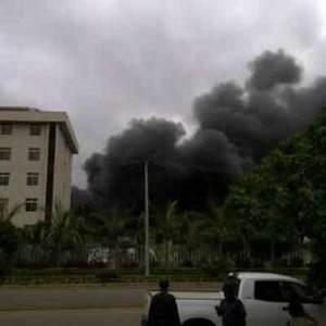 20 children killed in Niger school fire