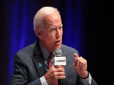 Biden sends unofficial US delegation to Taiwan