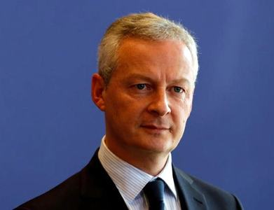 French finance minister reiterates 2021 economic growth forecast