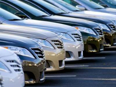 Car sales up 27pc in March