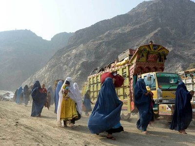 Govt launches Afghan refugees' verification drive