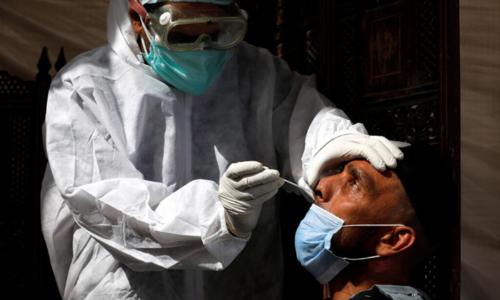 Sindh reports 8 deaths, 653 new coronavirus cases