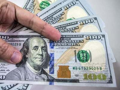 Dollar largely sinks in Europe