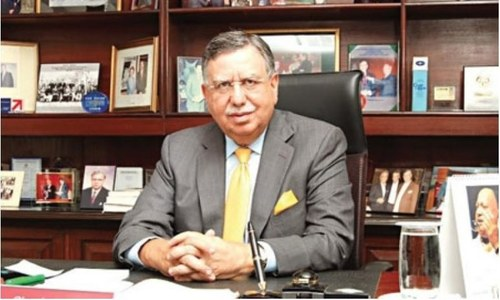 Cabinet reshuffle: Shaukat Tarin appointed finance minister