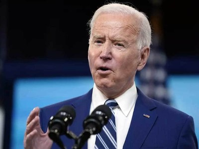 Biden backs Japan PM on holding 'safe and secure' Olympic Games