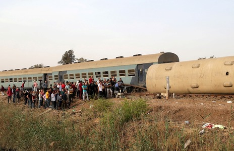 FO expresses sympathies on tragic train accident in Egypt which killed at least 11 people