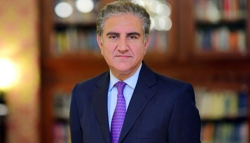 FM Qureshi says no meeting scheduled with Indian counterpart in UAE