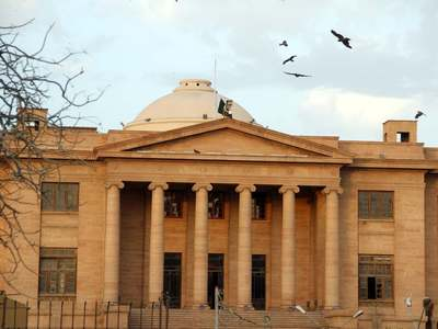 Demolition of leased houses on nullahs: SHC issues notices to AG Sindh, KMC, others