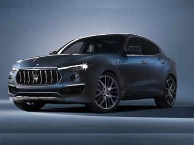 Maserati introduces its Levante Hybrid
