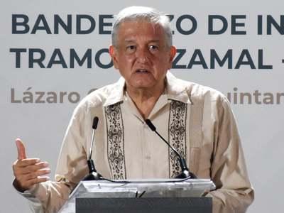 Mexico president receives AstraZeneca vaccine against COVID-19