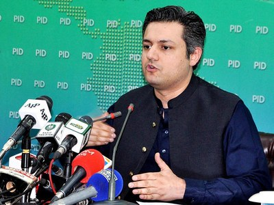 Hammad Azhar takes detailed briefing on power sector