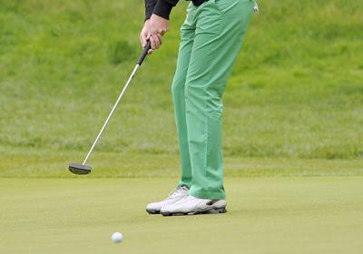 Norwegian duo Hovland, Ventura grab share of lead in PGA Tour team event