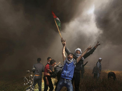 Over 100 wounded in clashes with police in Jerusalem: medics