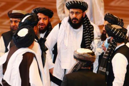 Turkey, Pakistan, Afghanistan urge Taliban to commit to Afghan peace talks