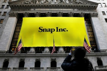 Snap adds more users than Wall Street expected as improved app takes hold