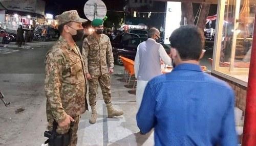Sindh govt seeks army's help to enforce coronavirus SOPs