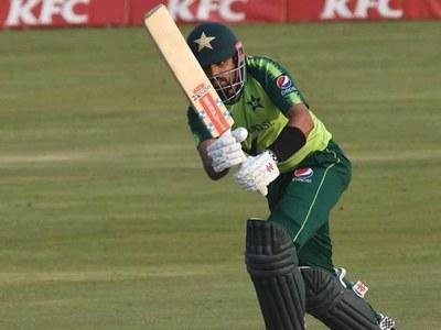 Pakistan win toss and bat against Zimbabwe