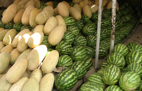 Sale of watermelon goes up in federal capital