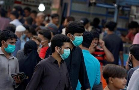 Pakistan's coronavirus cases cross 800,000 mark