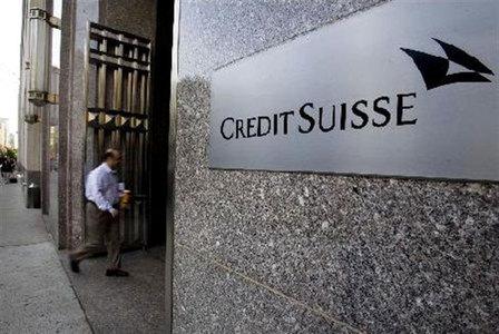 Credit Suisse investors oppose risk chairman's Gottschling re-election