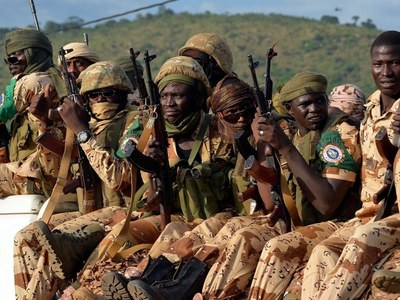 Jihadists kill 31 soldiers in northeast Nigeria