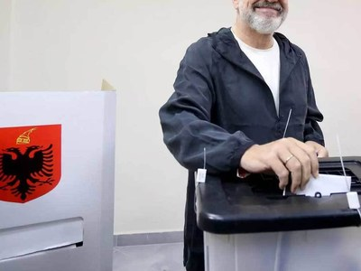Albania PM set for third term: early results