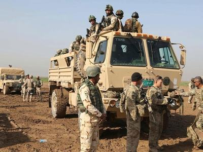 Despite COVID-19 global military spending almost reaches $2tn in 2020: SIPRI