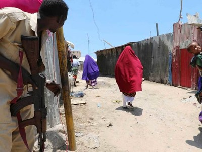 Civilians flee homes amid fears of fresh Mogadishu violence