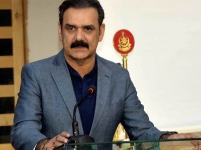 Development of South Balochistan's roads to improve connectivity of Gwadar with North: Asim Bajwa