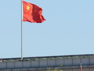 China's industrial profits nearly doubled