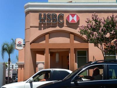 HSBC profits more than doubled