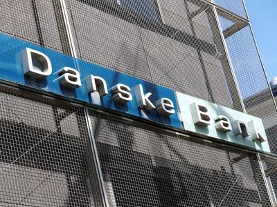 Danske Bank reports first-quarter profit above expectations