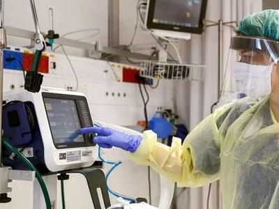 PAEC develops first ICU ventilator 'i-LIVE'