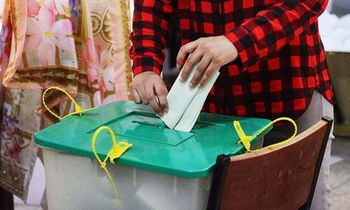 Voting begins for NA-249 by-poll in Karachi