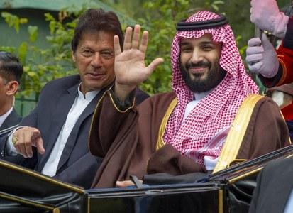 PM welcomes Saudi Arabia peace initiative with Iran, says it will strengthen Muslim Ummah
