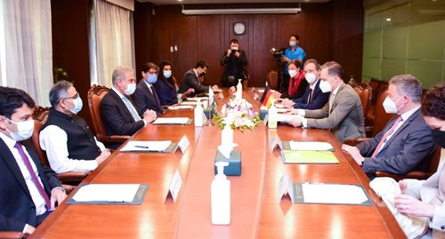 All stakeholders must engage for comprehensive political solution to Afghan peace process: Qureshi