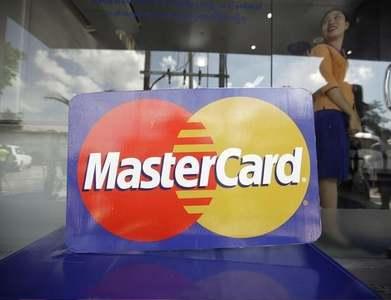 Mastercard profit falls nearly 6pc on cross-border spending slump