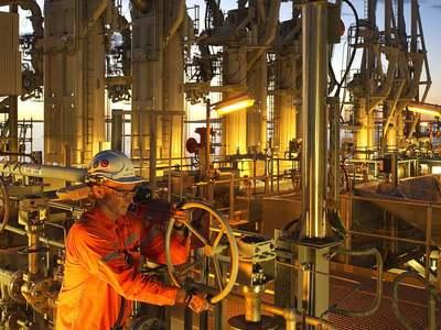 Europe's oil majors leave pandemic blues behind