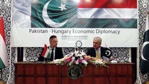 Pakistan further eased investment policy to benefit investors, says FM Qureshi