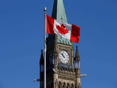 Canada records C$282.56 billion budget deficit over first 11 months of 2020/21