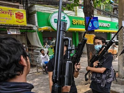 Rebel group calls for unity among ethnic fighters in Myanmar's east