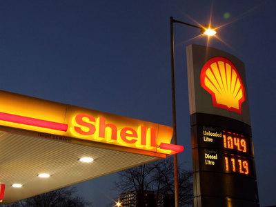 Shell swings back to profit