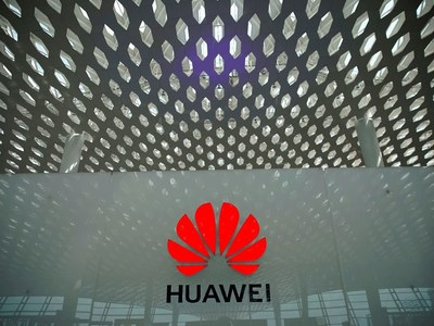 Huawei sales drop 16.5pc