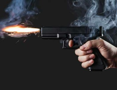 Two robbers killed, four injured in 'encounter'